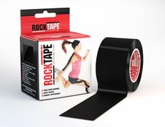 Rocktape Black 5cm x 5m