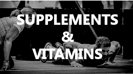 Supplements & Vitamins