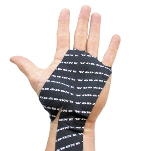 WOD & DONE Hand Protection 20-pack Black