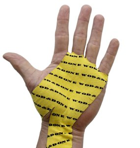 WOD & DONE Hand Protection 20-pack Yellow