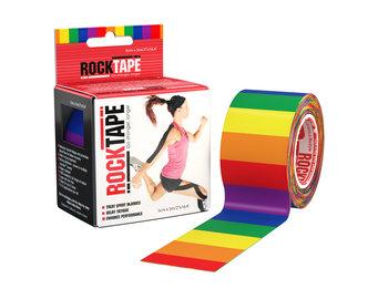 Rocktape Rainbow 5cm x 5m