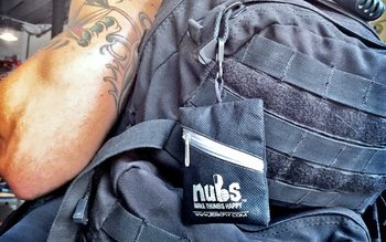 Nubs Sack - Never loose your Nubs!